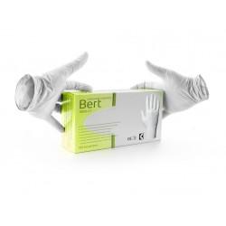 Rukavice BERT cena za balení 100 ks velikost 7, 8, 9