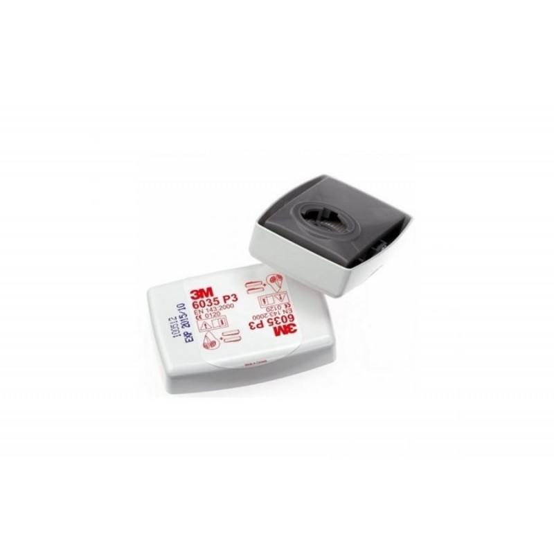 Filtr 3M 6035 P3 - 2 ks 3M 0704000899999