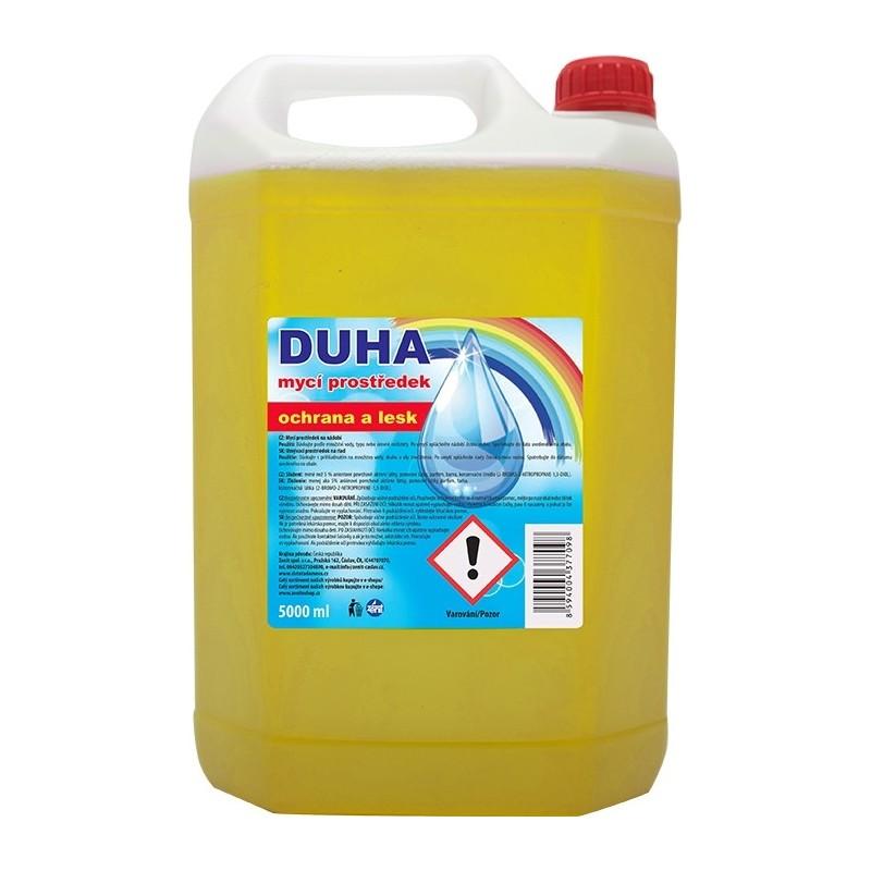 DUHA 5L - mycí prostředek na nádobí Zahraniční výrobce 514100800000