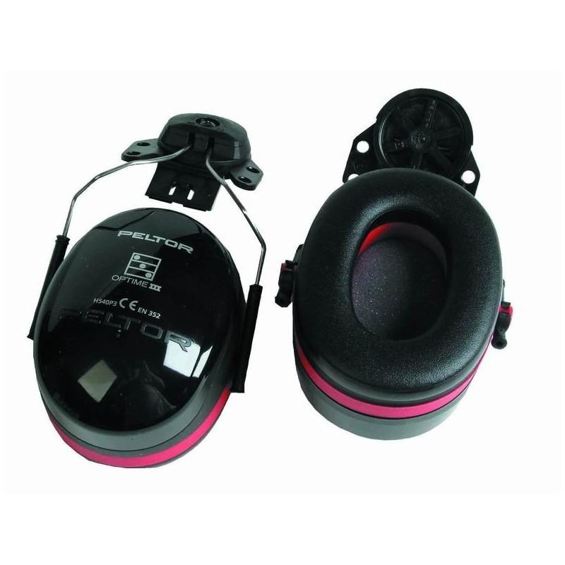Sluchátka Peltor H540P3E-413-SV s upevněním na přilbu 34 dB 3M 0402004599999