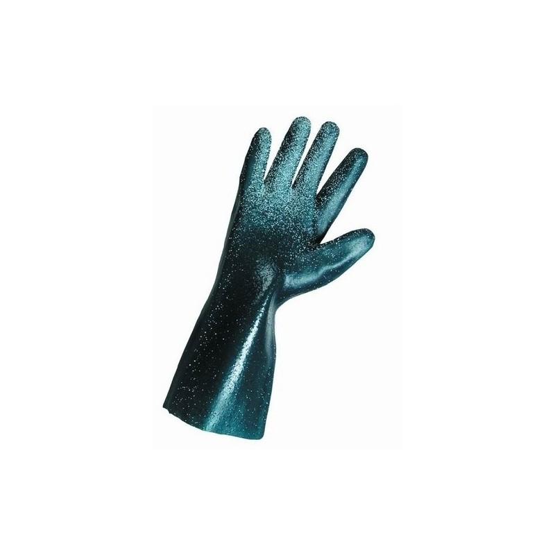 Rukavice UNIVERSAL 32 CM ZDRSNĚNÉ velikost 7, 8, 9, 10