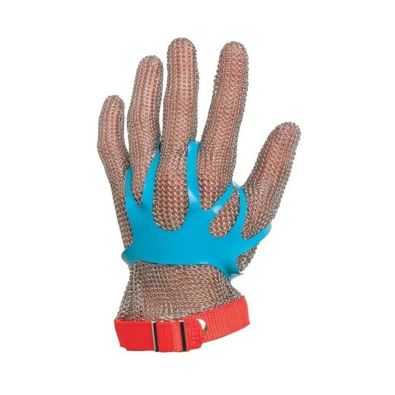 Návlek BATMETALL 171900 stahovací PU na ocelové rukavice - cena za 100 ks. velikost L