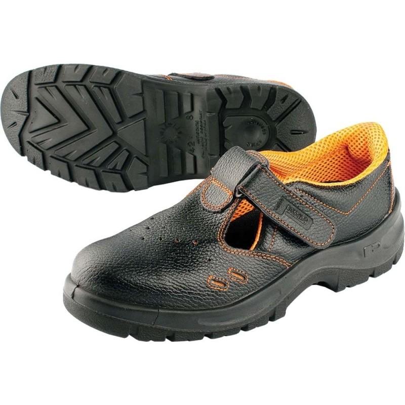 Obuv ERGON GAMMA S1 sandál s ocelovou špicí