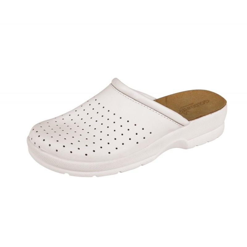 Obuv TARUCA dámské pantofle Velikost 41 ČERVA 0206002180041