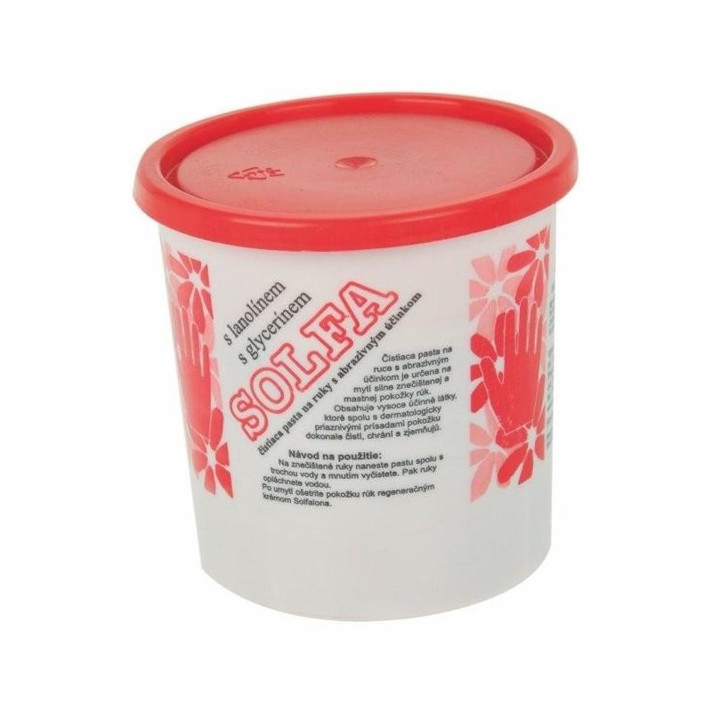 Solfa mycí pasta 450g Zahraniční výrobce 513400600000