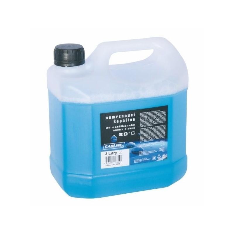 Kapalina do odstřikovačů 3L nemrznoucí do -20°C Zahraniční výrobce 613000400000