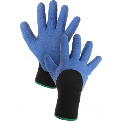 Rukavice ROXY BLUE WINTER zimní velikost 10