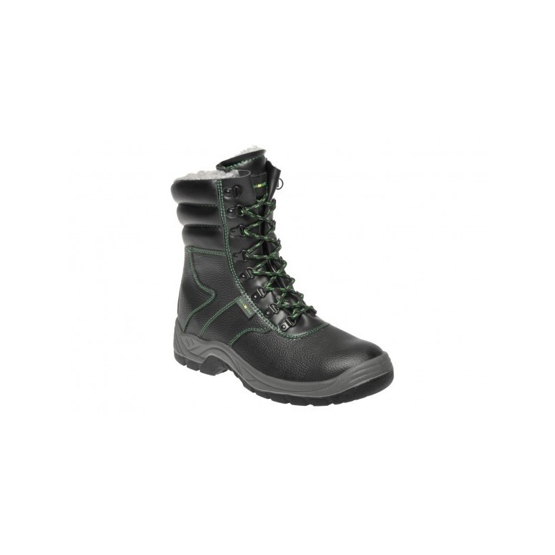 Obuv ADAMANT CLASSIC S3 Winter Boot kotník zimní s ocelovou tužinkou a planžetou Velikost 36 ADAMANT C93890/36