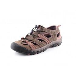 Obuv SAHARA sandál hnědý