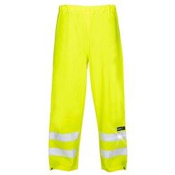Kalhoty AQUA 1012, do pasu, žluté
