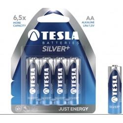 Baterie TESLA AA Silver+,...