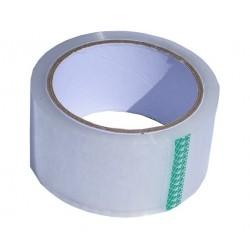 Lepící páska 48x60 transparentní - 48 mm šíře x 66 m návin