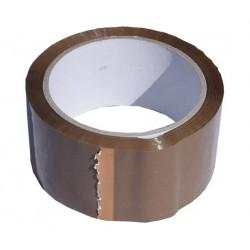 Lepící páska 48x60 hnědá - 48 mm šíře x 66 m návin