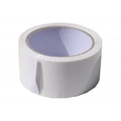 Lepící páska 48x66 bílá -...