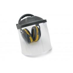 SET ED  sluchátka + PC štít