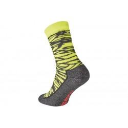 Ponožky OTATARA černo-žluté