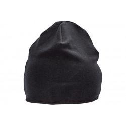 Čepice WATTLE, pletená, černá