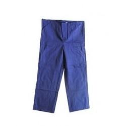 Kalhoty CZ pas na tkanici...
