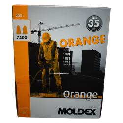 Zátky MOLDEX Orange 7500 -...