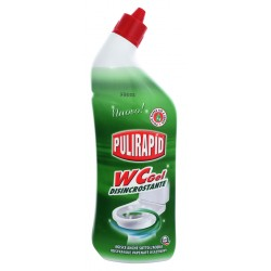 WC gel PULIRAPID 750 ml...