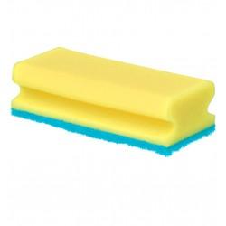Houba 6x15 cm, modrý pad -...