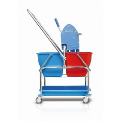 Úklidový vozík Cleamen 2x17