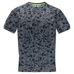 Tričko Assen, sportovní, pánské, s potiskem, barvy: černé, žluté, červené