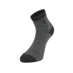 Ponožky CXS PACK II, šedé,...