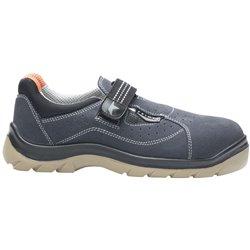 Obuv PRIME SANTREK S1, sandál s ocelovou špicí