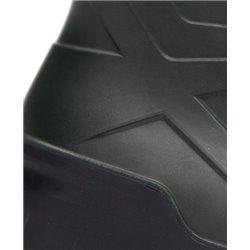 Holínky PURSAFE S5 s ocelovou špicí a planžetou, tepelná izolace, tmavě zelené