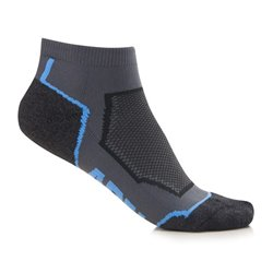 Ponožky ADN, barvy: modrá, oranžová, zelená