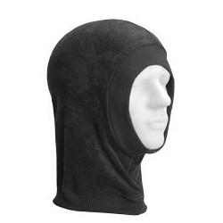Kukla TED zimní černá pletená