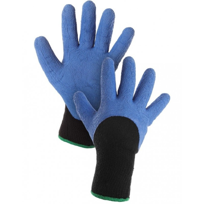 66d9a316bae Rukavice ROXY BLUE WINTER zimní velikost 10